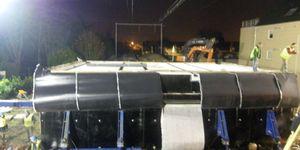 Siebens Spoorbouw – Hemiksem - Spoor- & tramwerken