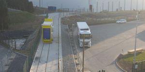 Siebens Spoorbouw – Hemiksem - Kraanbanen