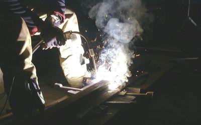 Siebens Spoorbouw - Montage & laswerk